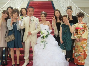 結婚式 002